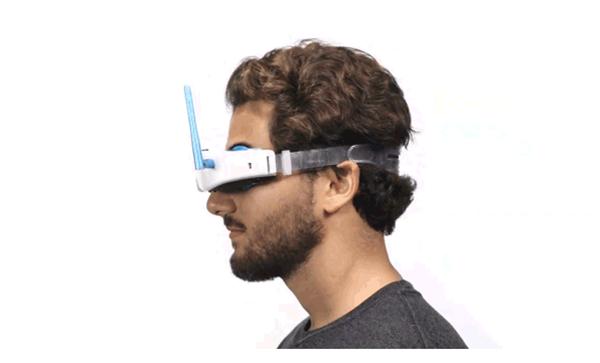 Sanal gerçeklik gözlüğüyle gelen ilk drone: FLYBi