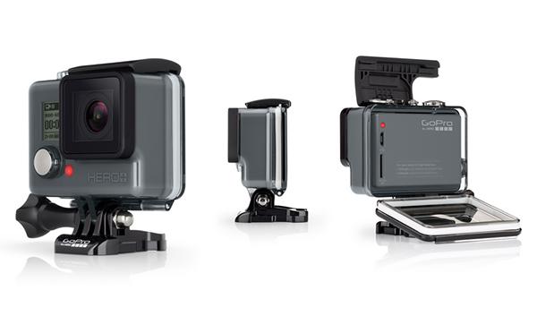 GoPro'dan HERO aksiyon kamerası ailesine yeni üye