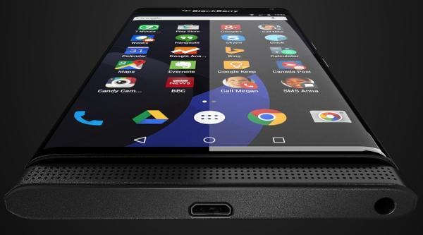 BlackBerry CEO'sundan tarihe geçecek
