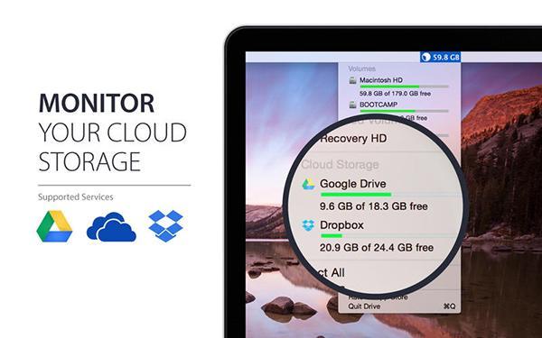 Mac uyumlu faydalı uygulaması Drive ücretsiz yapıldı