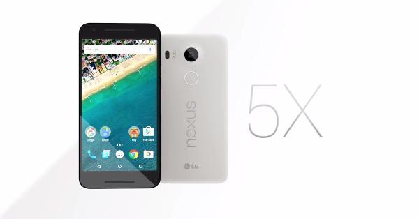 LG bildiğiniz gibi : Nexus 5X