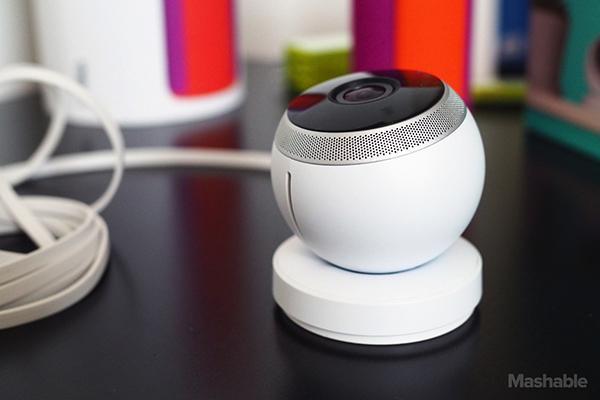 Logitech'den güvenlik odaklı ev kamerası: Circle