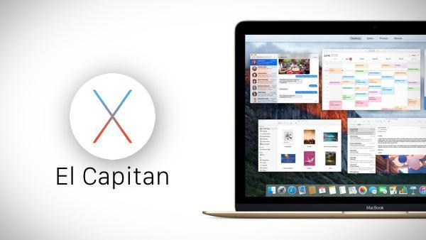 OS X El Capitan ücretsiz olarak kullanıma sunuldu