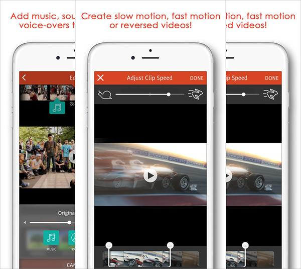 Video düzenleme uygulaması Videoshop ücretsiz yapıldı