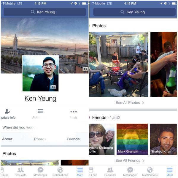 Facebook'dan profil fotoğrafı yerine videolar geliyor