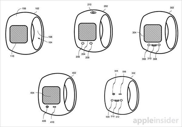 Apple, ortaya çıkan yeni patentlere göre
