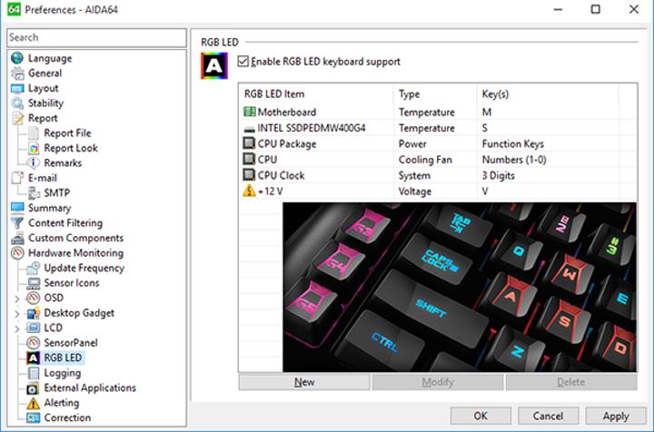 AIDA64 v5.50 indirmeye sunuldu
