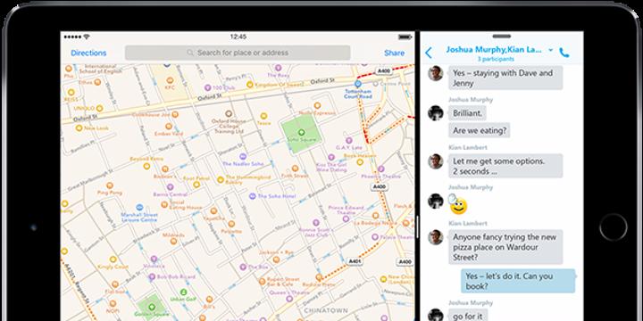 iOS için Skype güncellendi