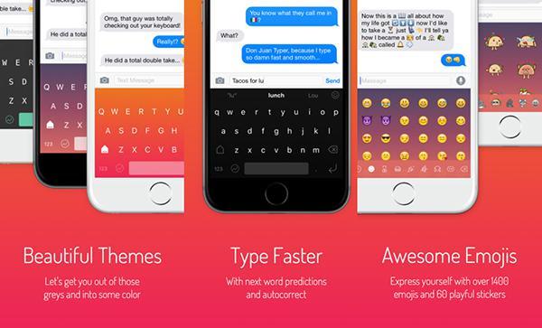 iOS için Next Keyboard artık ücretsiz