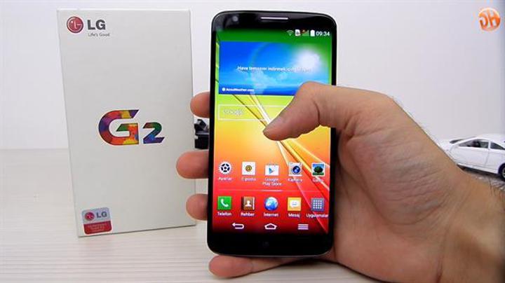 LG G2 almaya değer mi?