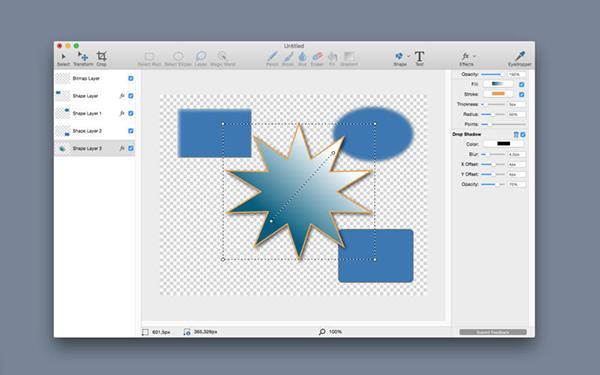 Tasarım uygulaması PixelShop 3 artık ücretsiz