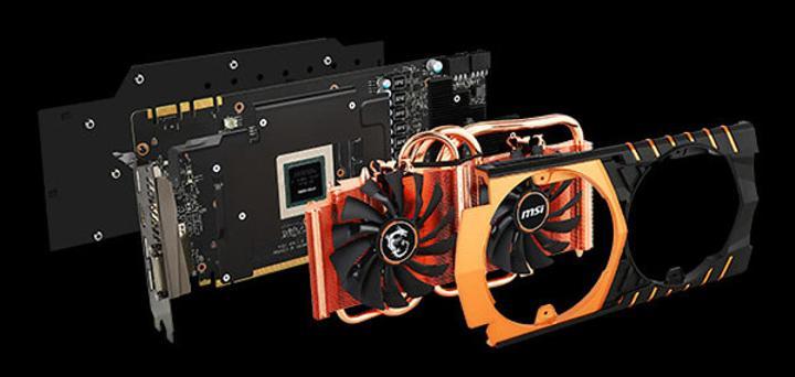 MSI'dan sınırlı sayıda GTX 980Ti GAMING 6G Golden Edition