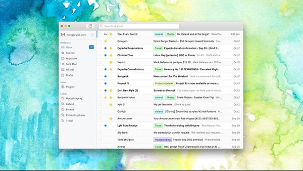 Yeni açık kaynak e-posta istemcisi: N1