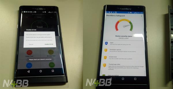 BlackBerry Priv'in teknik özellikleri ortaya çıktı