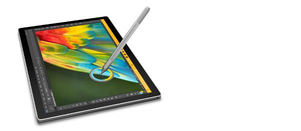 Surface dizüstü kılığına büründü : Surface Book