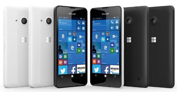 Microsoft Lumia 550 lanse edildi