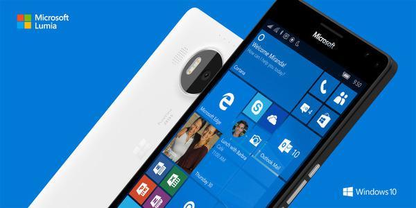 Microsoft'tan büyük geri dönüş : Lumia 950 XL