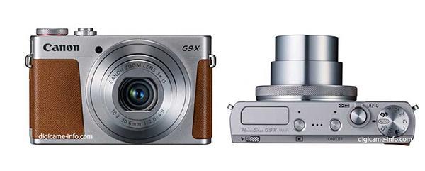 Canon'un yeni fotoğraf makineleri sızdırıldı