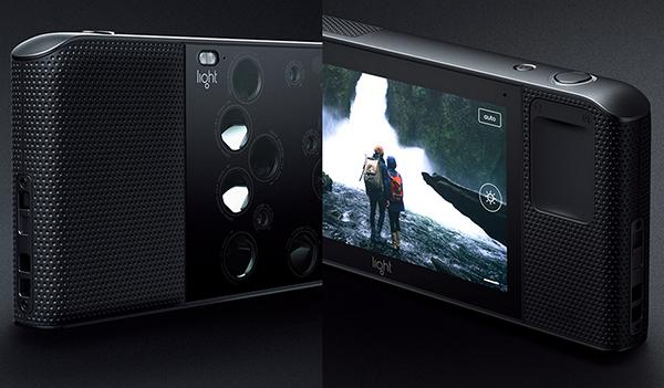 16 ayrı kamera birimine sahip fotoğraf makinesi: Light L16