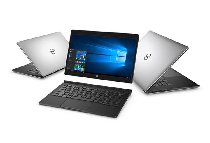 Dell, 4K ekrana sahip hibrit dizüstü bilgisayarı XPS 12'yi duyurdu