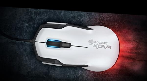 ROCCAT, yeni oyuncu faresi Kova'yı kullanıcıların beğenisine sundu