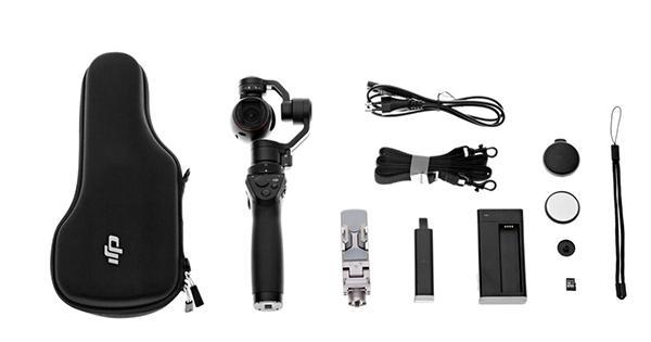 DJI, yeni ürünü Osmo ile kullanıcılara profesyonel seviye video kaydı getiriyor