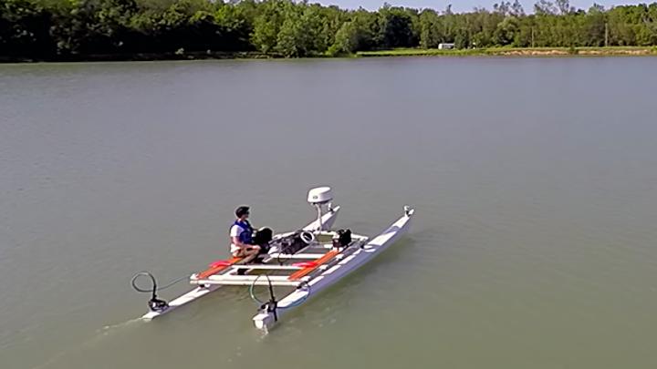 Buffalo Automation Group tarafından geliştirilen sistem, deniz araçlarına otonom kontrol getiriyor