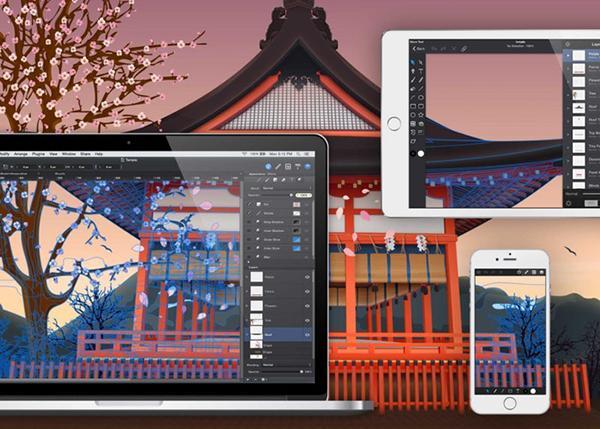 Autodesk, OSX ve iOS için