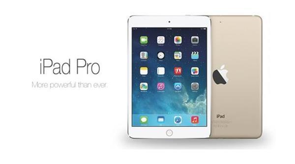 iPad Pro Ekim ayı içerisinde satışa çıkabilir