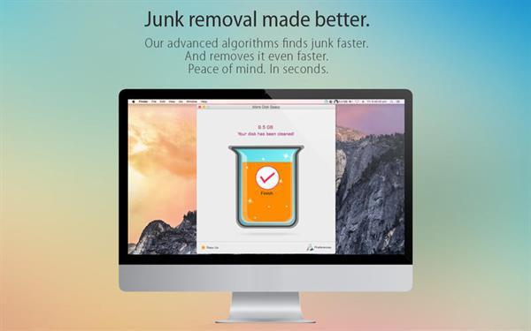 En iyisi olduğu iddia eden disk temizleme uygulaması