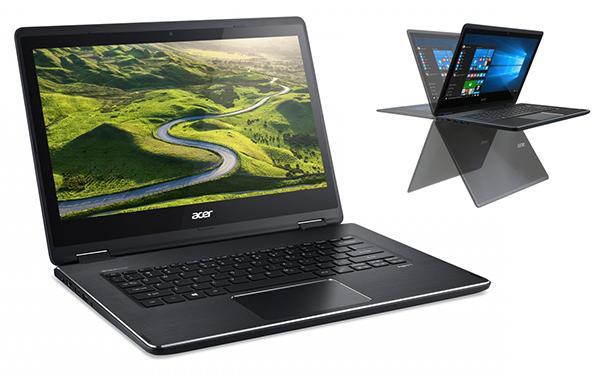 Acer'dan iki yeni Windows 10 bilgisayar
