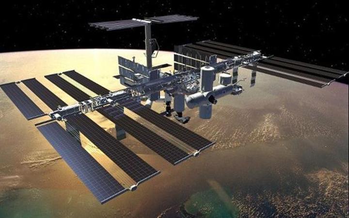 Kutup ışıkları Uluslararası Uzay İstasyonu'ndan görüntülendi
