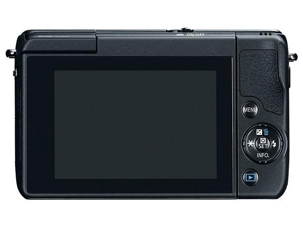 Canon'dan aynasız fotoğraf makinesi pazarına yeni üye: EOS M10