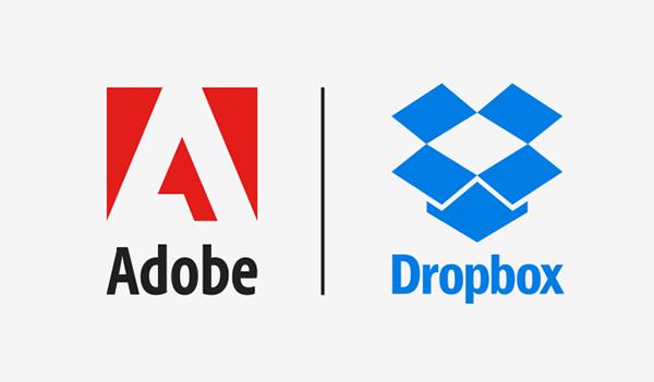 Adobe ve Dropbox'dan önemli işbirliği