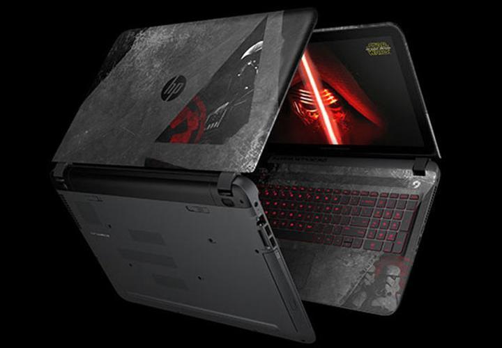 HP'den Star Wars Special Edition dizüstü modeli