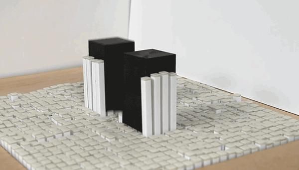 MIT'nın interaktif masa sistemi, artık montaj işlemleri için de kullanılabiliyor