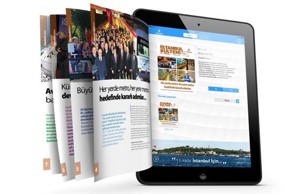 İBB, dijital yayıncılığa merhaba dedi