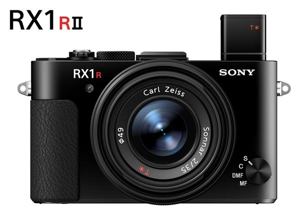 Büyük sürpriz: Sony, 42MP FF (Tam kare) sensörlü RX1R II'yi duyurdu