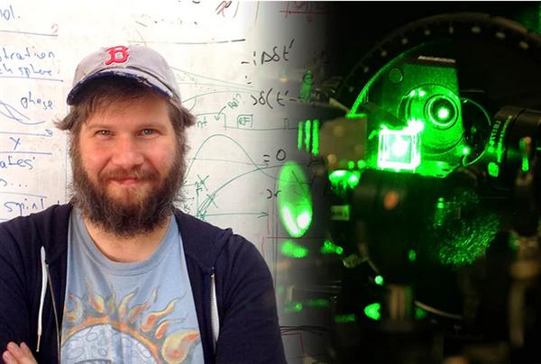 Türk fizikçi Mete Atatüre kuantum gürültüsünü ölçmeyi başardı