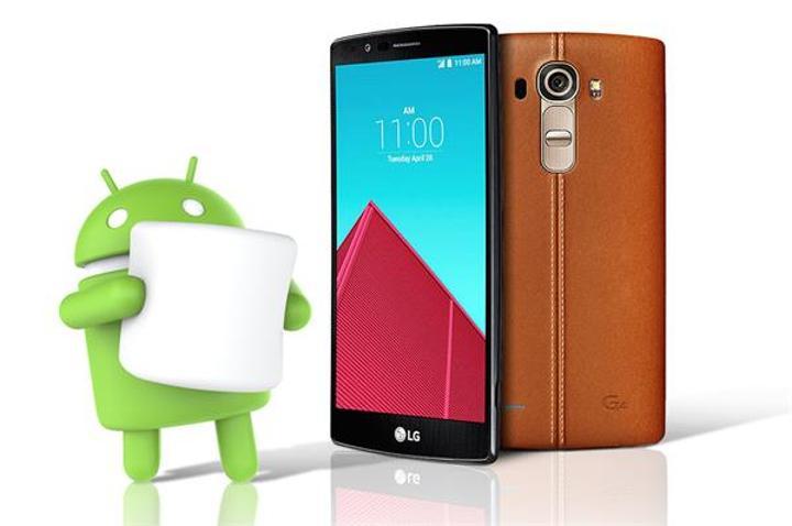 LG, G4 için Android 6.0 Marshmallow güncellemesini dağıtmaya başlıyor