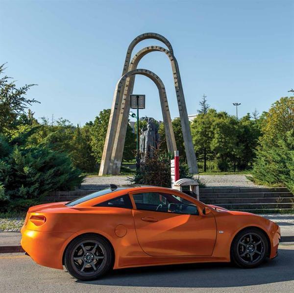 Hacettepe Üniversitesinden elektrikli yerli otomobil atağı : EVT S1