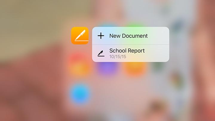 Apple, iOS ve OSX için iWork paketini güncelledi