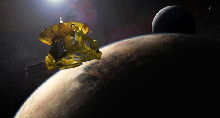 Yeni Ufuklar ekibi Plüton'la ilgili ilk bulgularını açıkladı