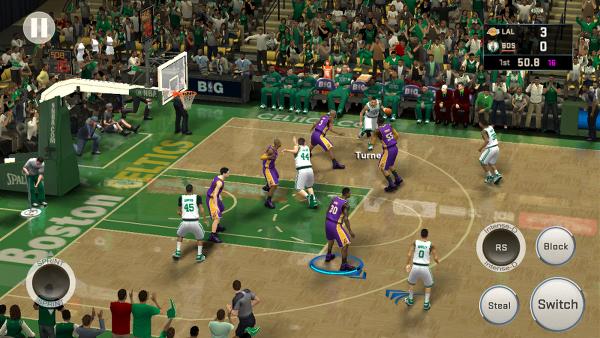 NBA'de yeni sezon NBA 2k16 ile başlıyor