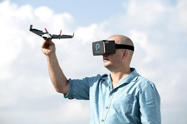 PowerUp FPV ile dünyayı kağıt uçaklardan görmek mümkün