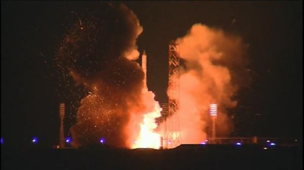 Türksat 4B uydusunun fırlatılışı başarı ile gerçekleşti