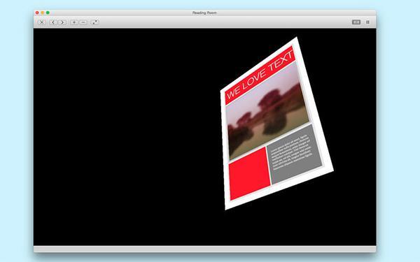 Mac uyumlu Reading Room artık ücretsiz