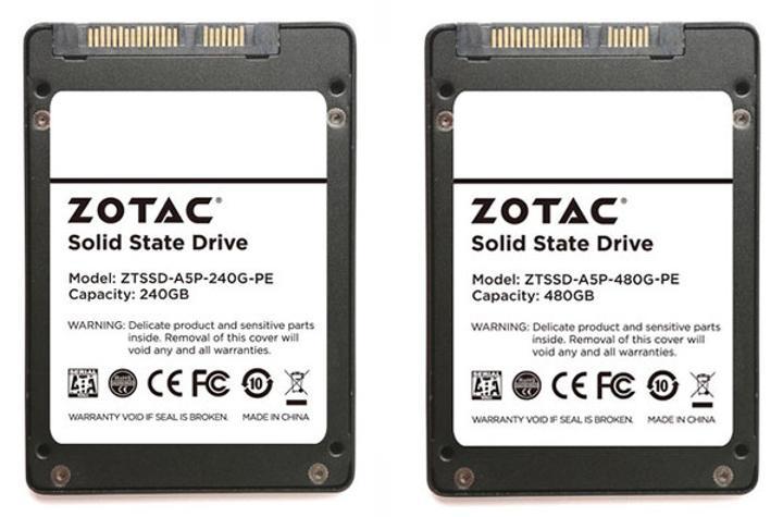 ZOTAC yeni bir SSD serisini satışa sunuyor