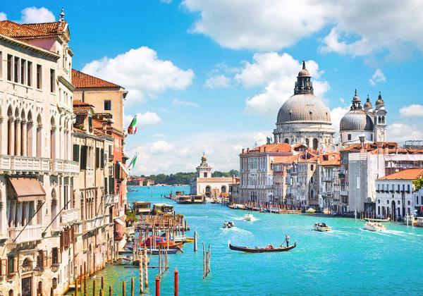 Robot sürüleri Venedik'in su kanallarını keşfedecek