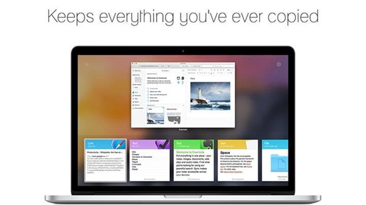 Mac için hazırlanan pano uygulaması